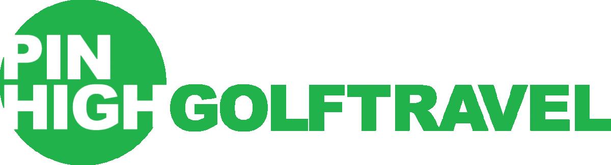 Onaangepast Pin High Golftravel Logo nieuw